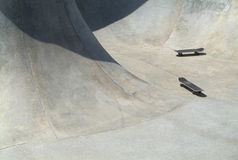 Skate park Royalty Free Stock Images