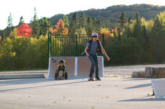 Skate park Stock Photos