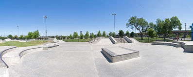 Free Skate Park Royalty Free Stock Photography - 40027117