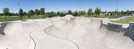 Free Skate Park Stock Image - 40027141