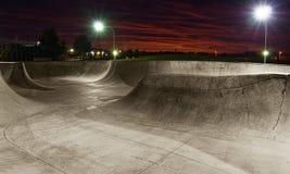 Skate Park Stock Image