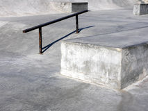 Skate Park Landscape Stock Photos