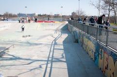 Skate park Stock Photos
