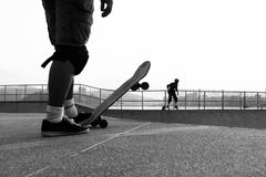 Skate Park Royalty Free Stock Photos