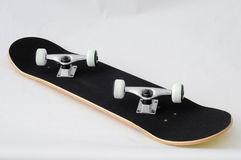 Skate Parts,Deck, Truck and Wheels Stock Images