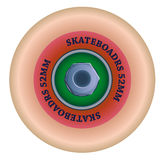 Skate wheel Royalty Free Stock Image