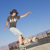skateboard τεχνάσματα στοκ εικόνα με δικαίωμα ελεύθερης χρήσης