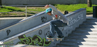 skateboard στοκ φωτογραφίες με δικαίωμα ελεύθερης χρήσης