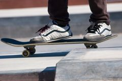 Skateboard Royalty Free Stock Photography
