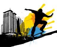 Skateboard Stock Photo