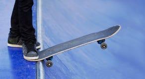 skateboard Fotografering för Bildbyråer