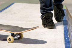 Skateboard Stock Photo
