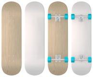Skateboard Stockfoto