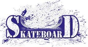 Skateboard stock foto's