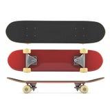Skateboard stock abbildung