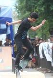 Skateboard στοκ φωτογραφία