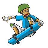 skateboard Images libres de droits