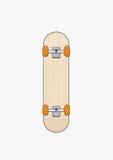 skateboard Immagine Stock
