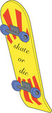Skateboard Royalty Free Stock Photo