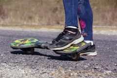skateboard Photo stock