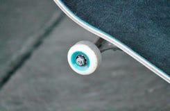 Skateboard concrete board Stock Image