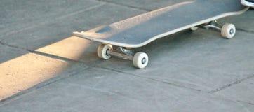 Skateboard concrete board Stock Images