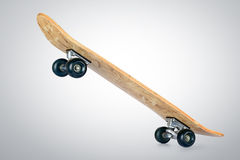 Skateboard deck. File contains a path to isolation Royalty Free Stock Photo