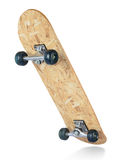 Skateboard deck. File contains a path to isolation Stock Images