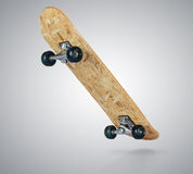 Skateboard deck. File contains a path to isolation Royalty Free Stock Photography