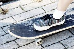 The skateboard Stock Photos
