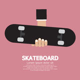 Skateboard Stock Image