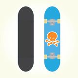 Skateboard isolated vector Stock Photo