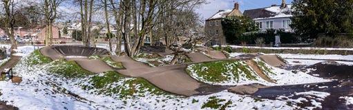 Skateboard Park Frome stock photos