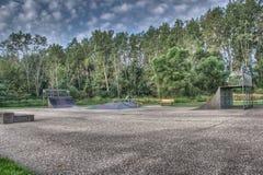 Skateboard Park Royalty Free Stock Images
