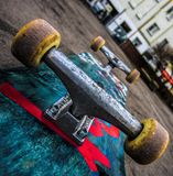 Skateboard Picture.Love Streetphotography Royalty Free Stock Image