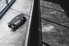Skateboard Skater Skating Skill Space Sport Street Concept Stock Photo