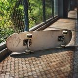 Skateboard Skater Skating Skill Space Sport Street Concept Royalty Free Stock Images