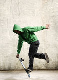 Skateboard skill Stock Photos
