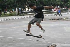 Skateboard royalty free stock photos