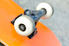 Skateboard wheels Royalty Free Stock Images
