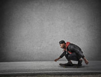 Skateboard. A young man using a skateboard royalty free stock image