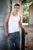 Skateboarder Stock Images