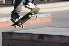 skateboarder Στοκ εικόνα με δικαίωμα ελεύθερης χρήσης