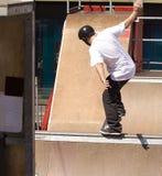 Skateboarder Royalty-vrije Stock Foto's