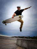 skateboarder Fotografia de Stock Royalty Free