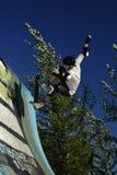 Skateboarder Royalty-vrije Stock Fotografie