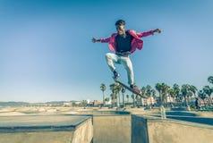 skateboarder Στοκ φωτογραφίες με δικαίωμα ελεύθερης χρήσης