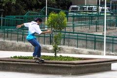 skateboarder Arkivbilder