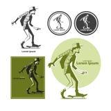 Skateboarder4 Stock Images