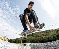 Skateboarder Royalty Free Stock Photos